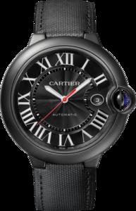 WSBB0015 BALLON BLEU DE CARTIER卡地亚蓝气球碳镀层腕表